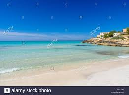 beach es trenc beautiful coast of mallorca spain