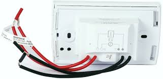 amazon com honeywell tl8230a1003 line volt thermostat 240 208 vac Honeywell Thermostat 7 Wire Wiring Diagram amazon com honeywell tl8230a1003 line volt thermostat 240 208 vac 7 day programmble home improvement Thermostat Wiring Color Code