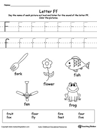 Words Starting With Letter F