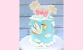 Roundup Of The Cutest Baby Shower Cakes Tutorials And Ideas My