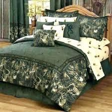 camo comforter sets