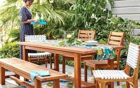full size of wooden outdoor dining tables and chairs large table garden pretty long wood extra