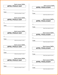 Benefit Ticket Template Free Printable Dinner Tickets Download Them Or Print