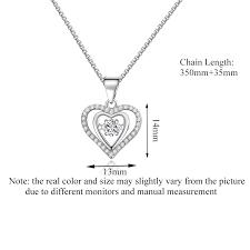 <b>SA SILVERAGE</b> 2018 Women Black Gemstone Necklaces <b>Real 925</b> ...