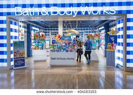 Torontocanadafebruary 82016bath Body Works Store Entrance Stock