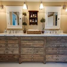 rustic white bathroom vanities. marvelous rustic bathroom vanities with drawers marble countertop sinks steel faucets and double white wall mirror medicine cabinets a
