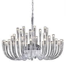 berna chandelier by metropolitan lighting