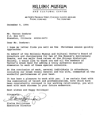 Sample Residency Letter Of Recommendation Sample Letter With