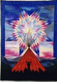 Native American Star Quilt Patterns: Best images about native ... & Dancing eagles star quilt patterns Adamdwight.com