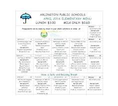 free school planner printables free lunch menu template school planner printable download
