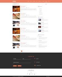 patros html5 css3 responsive website template blog2 single post single21