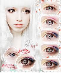 makeup tutorial like a doll