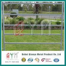 metal farm fence. Hot DIP Galvanized Farm Gates/ Metal Livestock Field Fence Metal Farm Fence R