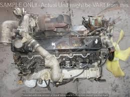NISSAN CABSTAR -TD42 4.2L TURBO DIESEL Engine | Junk Mail