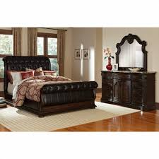 Ashley Bittersweet Bedroom Set Havertys Dining Room Furniture ...