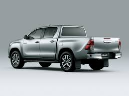 new car 2016 thailand2016 Toyota Hilux Debuts With New 177HP Diesel 33 Photos  Videos