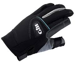 Gill Gloves Size Chart Gill Womens 7262wb Long Finger Champion Sailing Glove