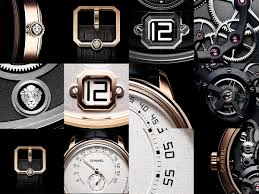 chanel monsieur de chanel watch bagaholicboy when chanel dreams they dream big and in the case of their new watch for men they went all nine yards and then some for the monsieur de chanel