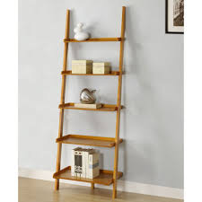 Glamorous Rustic Ladder Bookshelf Photo Decoration Ideas ...