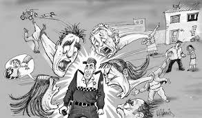 Resultado de imagen para estres policial