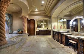 mansion master bathrooms. Fine Master Palatial Luxury Master Bathroom With Pillars And Archway Design Architecture Inside Mansion Master Bathrooms U