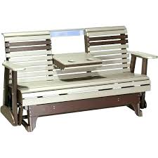 rocking bench outdoor rocking bench outdoor furniture rocker gliders rch swings wooden chair glider metal