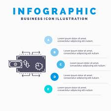 Finance Flow Marketing Money Payments Infographics Template