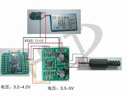 bk8000l 2 1 bluetooth audio module support at command spp data based bk8000l simple bluetooth headset sgm4812 150mw differential balance 5v power supply mode wiring diagram