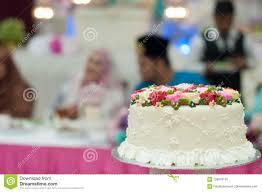 Decoration For Wedding Cake Stock Image Image Of Couple Bakery