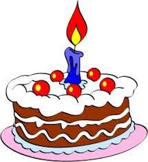 Resultado de imagen de tartas de cumpleaños