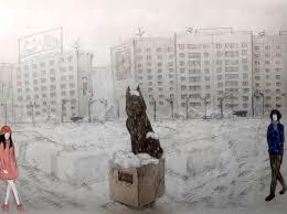 В Тольятти сняли трогательный мультфильм о местном Хатико Город В Тольятти сняли трогательный мультфильм о местном Хатико