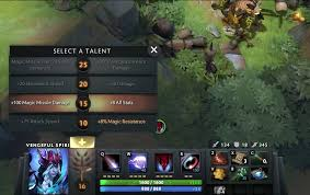 valve introduces new update to dota 2 brings talent tree system