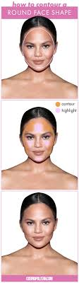 Exactly How To Contour And Highlight Based On Your Face