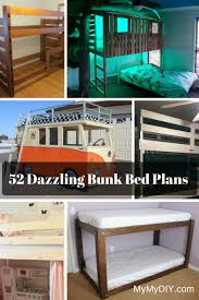 52 awesome diy bunk bed plans