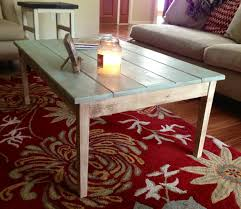 Style Coffee Table Handmade Antiqued Cottage Style Coffee Table By Deep South Custom