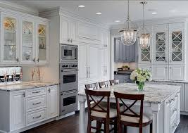 Small Picture 21 Spotless White Traditional Kitchen Designs Traditional white
