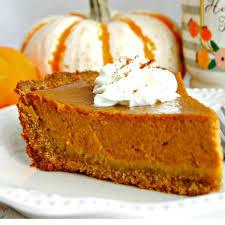 easy gluten free pumpkin pie dairy