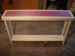 purple heart wood furniture. End Table: Poplar, Purple Heart And Mahogany. I Utilized Some Small Scraps To Come Up With This Little Catch All. Baby Can Really Hold A Wood Furniture