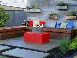 wood patio ideas on a budget. Backyard Fire Pit Design Ideas With Corner Wood Chairs Furniture Patio On A Budget