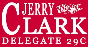 April Newsletter Jerry Clark Delegate