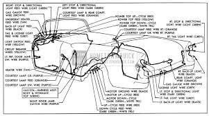 1955 buick wiring diagrams hometown buick 1955 buick body wiring circuit diagram model 46c style 4467tx