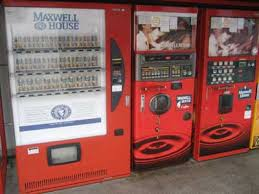 Maxwell House Coffee Vending Machine Stunning Korean Meals