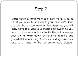 how to write an informative essay 5