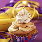 banana surprise cupcakes