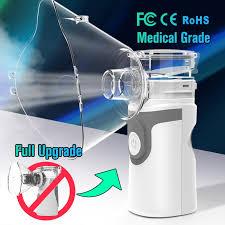 Yongrow Newest <b>Medical</b> Inhale <b>Nebulizer Handheld Asthma</b> ...