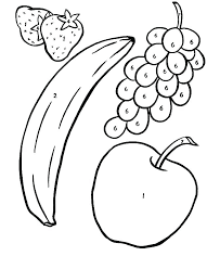Fruit Of The Spirit Coloring Pages Fruit Of Spirit Coloring Set