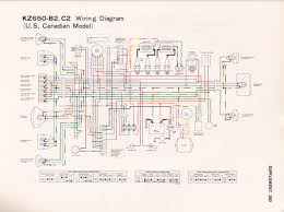 service owners manuals zedrider z650 1978 b2 c2 wiring diagram
