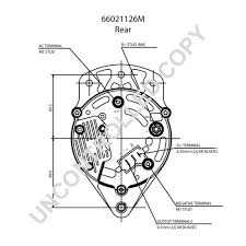 Magnificent prestolite alternator wiring diagram ornament best prestolite leece neville