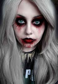 spooky scary halloween witch make up ideas eye make up