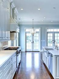 blue kitchen wall colors. Modren Blue Blue Kitchen Walls White Cabinets Titemclub Pertaining To Light  Renovation  With Wall Colors T